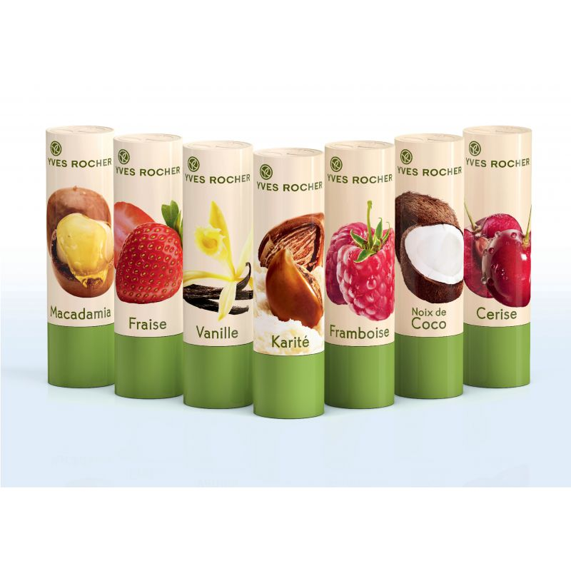 תמונת מוצר - שפתון לחות להזנת השפתיים בטעם אגוז שיאה מסדרת Baume Levres Soin - מחיר המוצר 19.0000 ש״ח