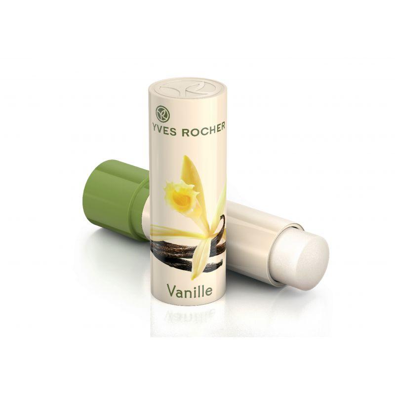 תמונת מוצר - שפתון לחות להזנת השפתיים בטעם וניל מסדרת Baume Levres Soin - מחיר המוצר 19.0000 ש״ח