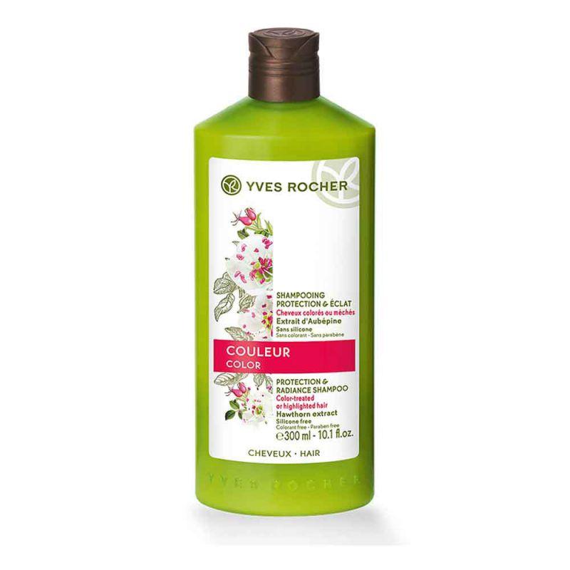 תמונת מוצר - שמפו להגנה ולברק לשיער צבוע מסדרת Soin Vegetal Cap 2 - מחיר המוצר 22.0000 ש״ח