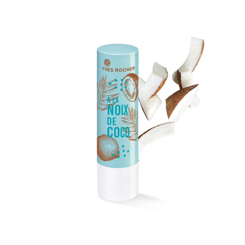 תמונת מוצר - שפתון לחות קוקוס מסדרת Baume Levres Soin - מחיר המוצר 19.0000 ש״ח