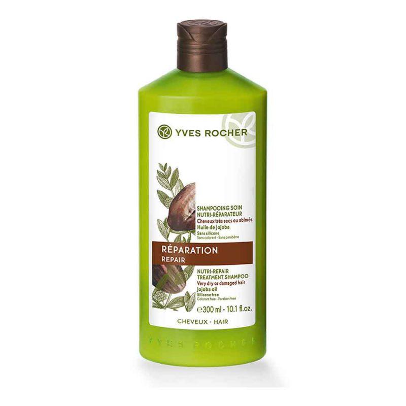 תמונת מוצר - שמפו מתקן לחיזוק שיער מתולתל/יבש מסדרת Soin Vegetal Cap 2 - מחיר המוצר 22.0000 ש״ח