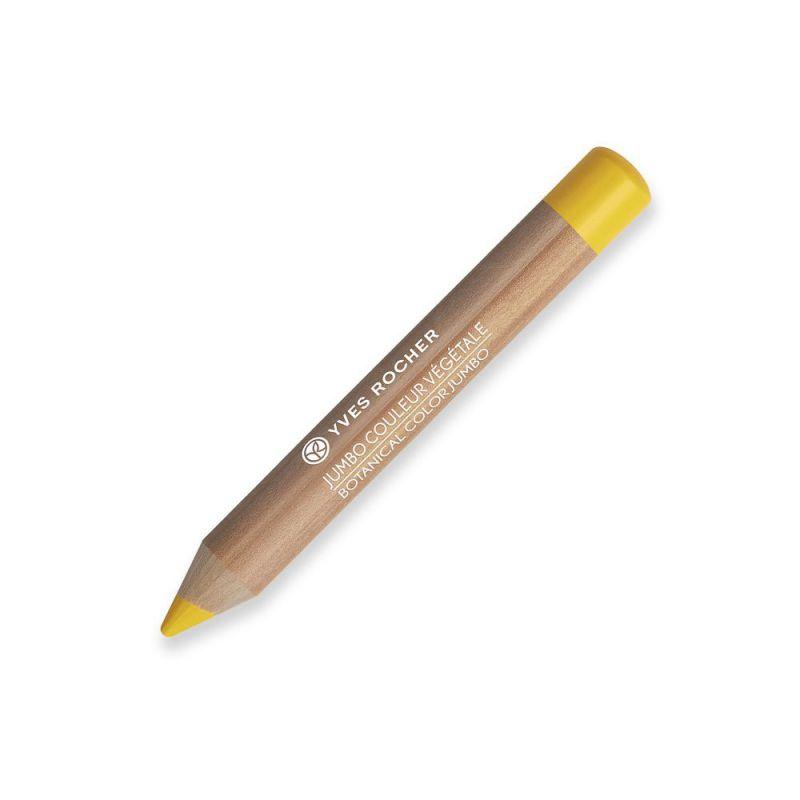 תמונת מוצר - עיפרון ג'מבו לעיניים 2 ב 1 צהוב לימון מסדרת Couleurs Nature 3 - מחיר המוצר 54.0000 ש״ח