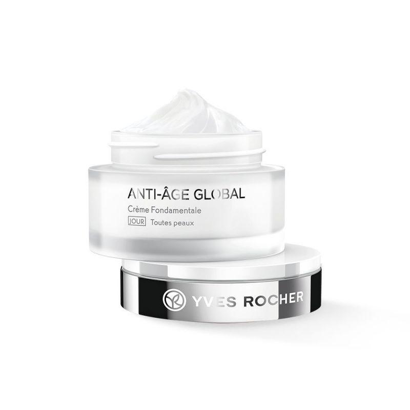 תמונת מוצר - קרם יום אנטי אייג׳ להפחתת מראה קמטים מסדרת Anti-Age Global - מחיר המוצר 250.0000 ש״ח