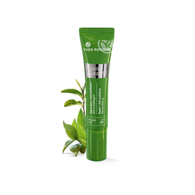 תמונת מוצר - קרם עיניים אנטי פולושן להגנה ושיקום העור מסדרת Elixir Jeunesse - מחיר המוצר 129.0000 ש״ח