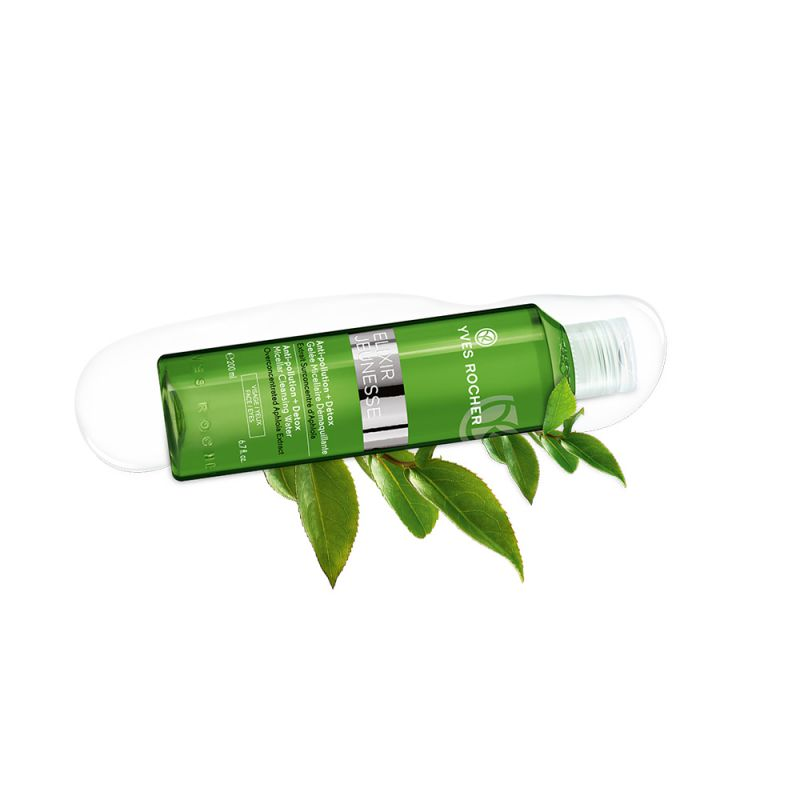 תמונת מוצר - מי ג׳ל מיסלר אנטי פולושן להגנה ושיקום העור מסדרת Elixir Jeunesse - מחיר המוצר 65.0000 ש״ח