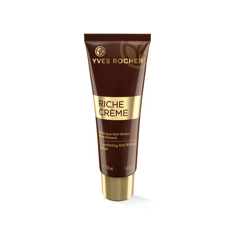 תמונת מוצר - מסכת פנים אנטי אייג׳ינג לעור יבש מאוד מסדרת Riche Creme 2 - מחיר המוצר 199.0000 ש״ח