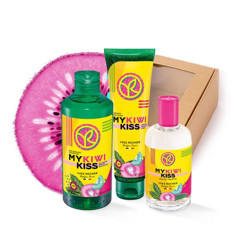 תמונת מוצר - מארז מפנק My Kiwi Kiss במהדורה מוגבלת מסדרת  - מחיר המוצר 219.0000 ש״ח