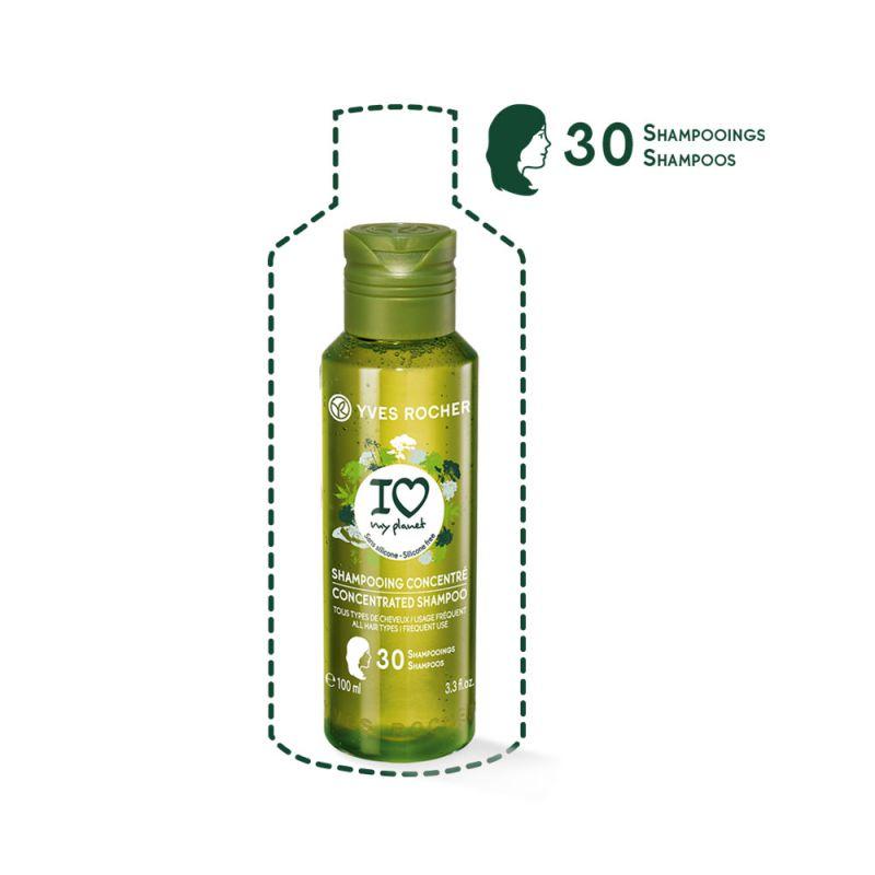 תמונת מוצר - שמפו אקולוגי מרוכז מסדרת New Hair Care - מחיר המוצר 25.0000 ש״ח