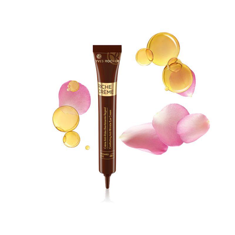 תמונת מוצר - קרם עיניים נגד קמטים לעור יבש מסדרת Riche Creme 2 - מחיר המוצר 189.0000 ש״ח