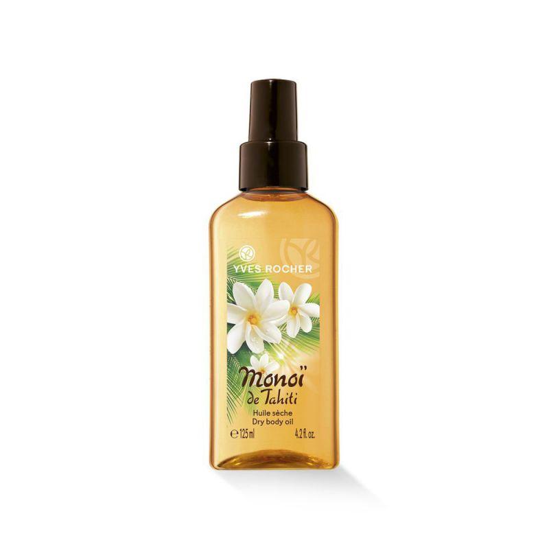 תמונת מוצר - שמן גוף יבש מועשר בצמח הגרדניה מסדרת Monoi De Tahiti - מחיר המוצר 69.0000 ש״ח