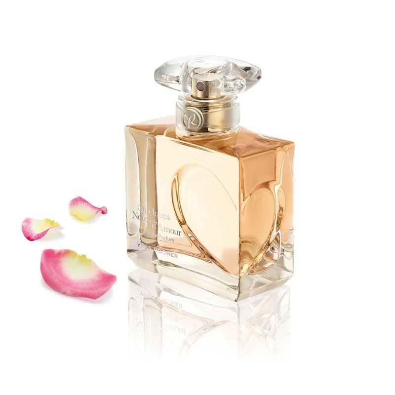 תמונת מוצר - או דה פרפיום פיסות אהבה בניחוח ורד דמשק מסדרת Qqs Notes D'Amour - מחיר המוצר 289.0000 ש״ח