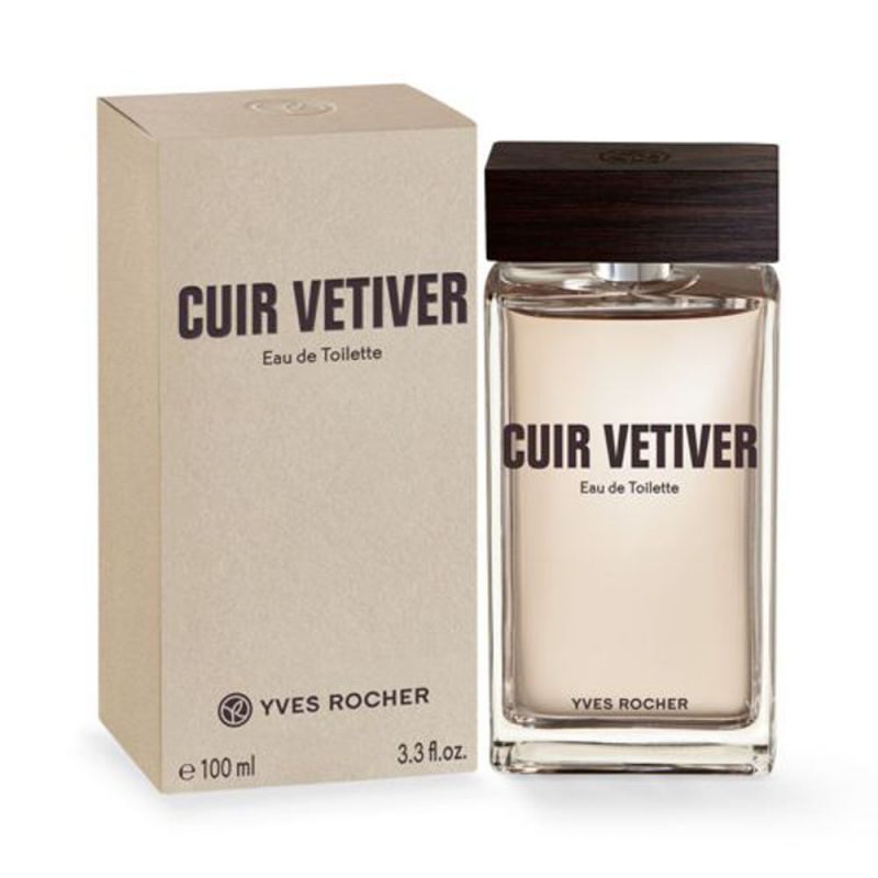 תמונת מוצר - או דה טואלט בניחוח גברי חושני מסדרת Cuir Vetiver - מחיר המוצר 240.0000 ש״ח