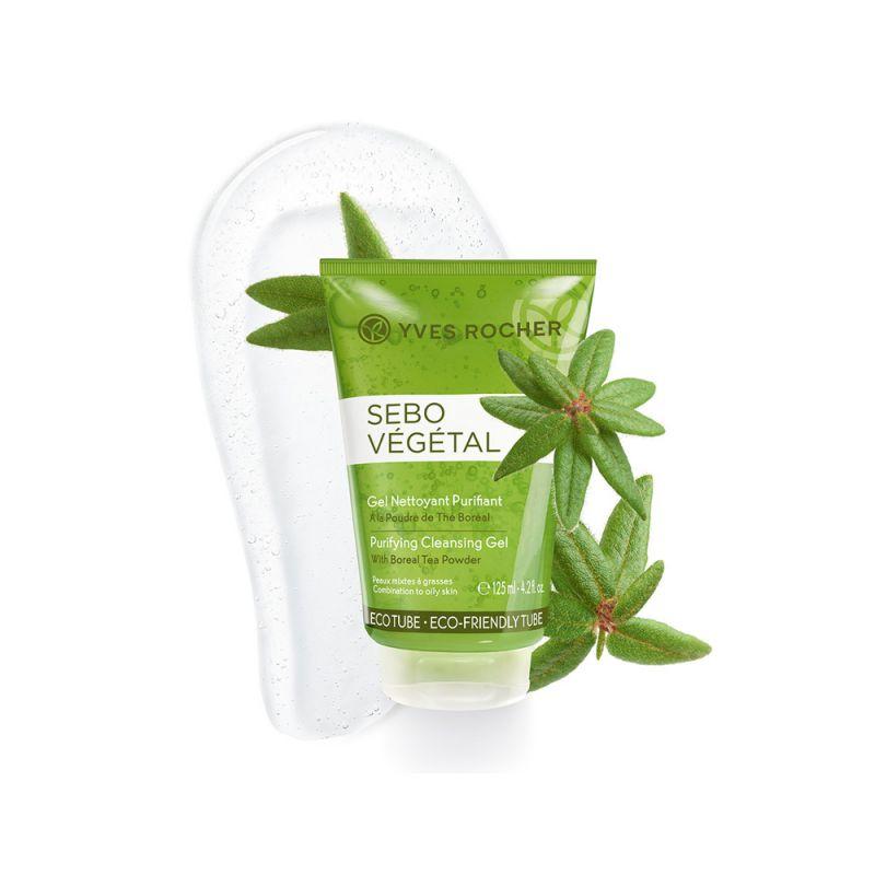 תמונת מוצר - ג׳ל ניקוי לעור מעורב עד שמן מסדרת Sebovegetal New - מחיר המוצר 59.0000 ש״ח