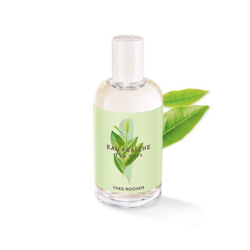 תמונת מוצר - בושם בניחוח תה ירוק מסדרת New Un matin Au Jardin - מחיר המוצר 129.0000 ש״ח