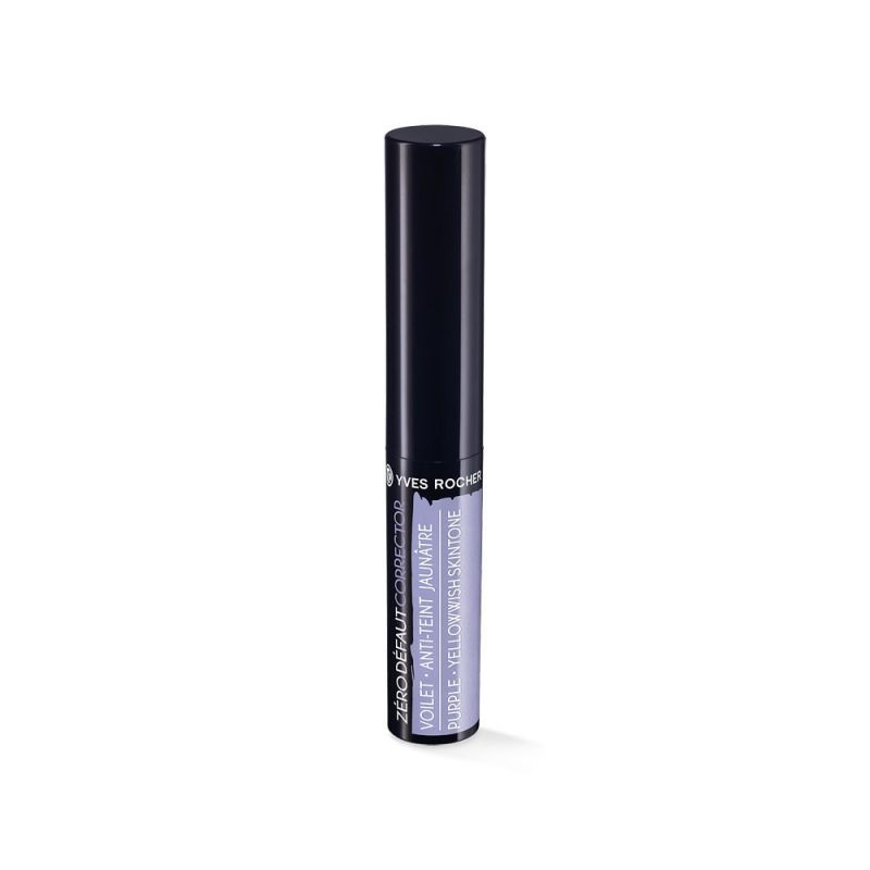תמונת מוצר - קורקטור מותאם לעור רגיש לטשטוש פגמים סגול מסדרת Couleurs Nature 3 - מחיר המוצר 59.0000 ש״ח