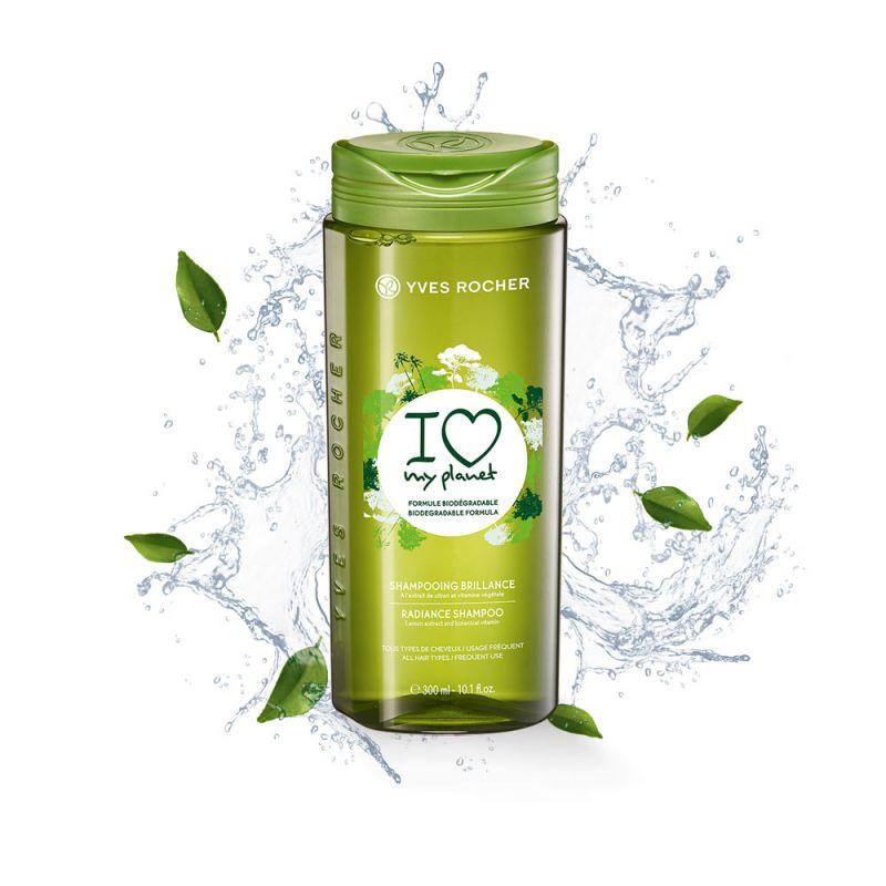 תמונת מוצר - שמפו אקולוגי לשיער מלא ברק מסדרת New Hair Care - מחיר המוצר 25.0000 ש״ח