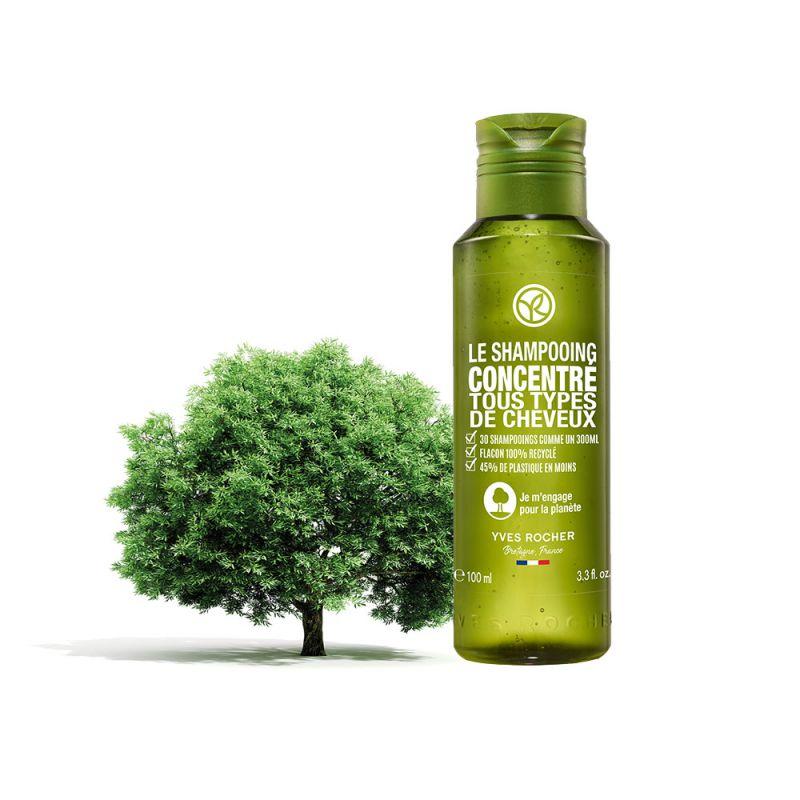 תמונת מוצר - שמפו אקולוגי מרוכז לכל סוגי השיער מסדרת New Hair Care - מחיר המוצר 25.0000 ש״ח