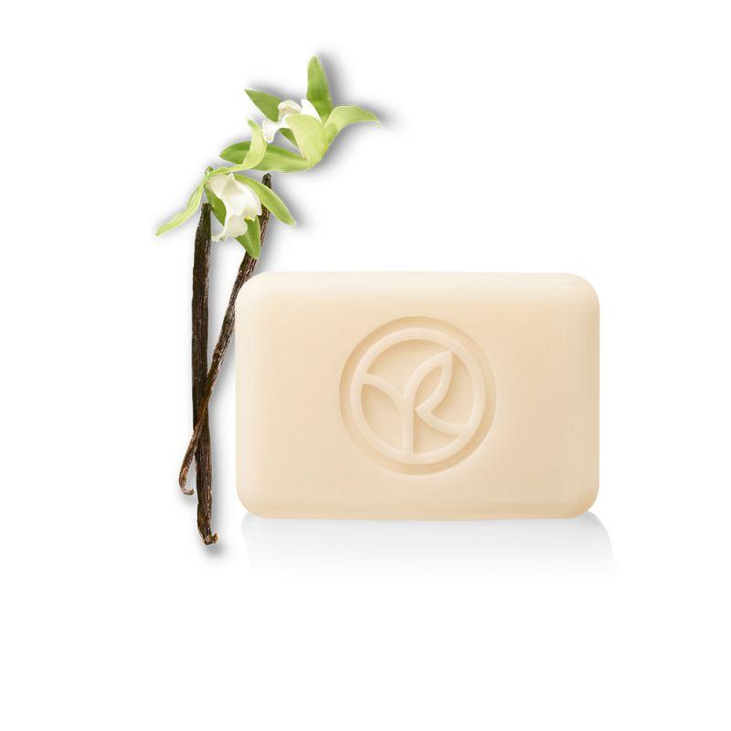 תמונת מוצר - סבון מוצק חושני בניחוח וניל בורבון מסדרת Plaisirs Nature 2 - מחיר המוצר 11.0000 ש״ח