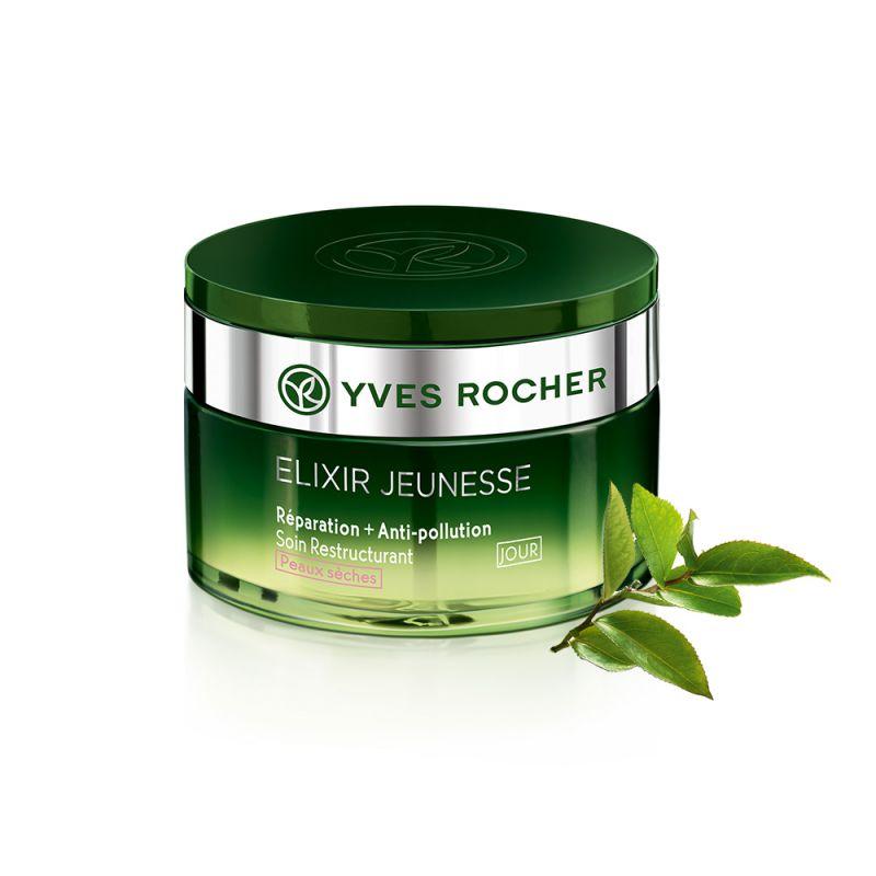 תמונת מוצר - קרם יום אנטי פולושן לעור יבש מסדרת Elixir Jeunesse - מחיר המוצר 159.0000 ש״ח