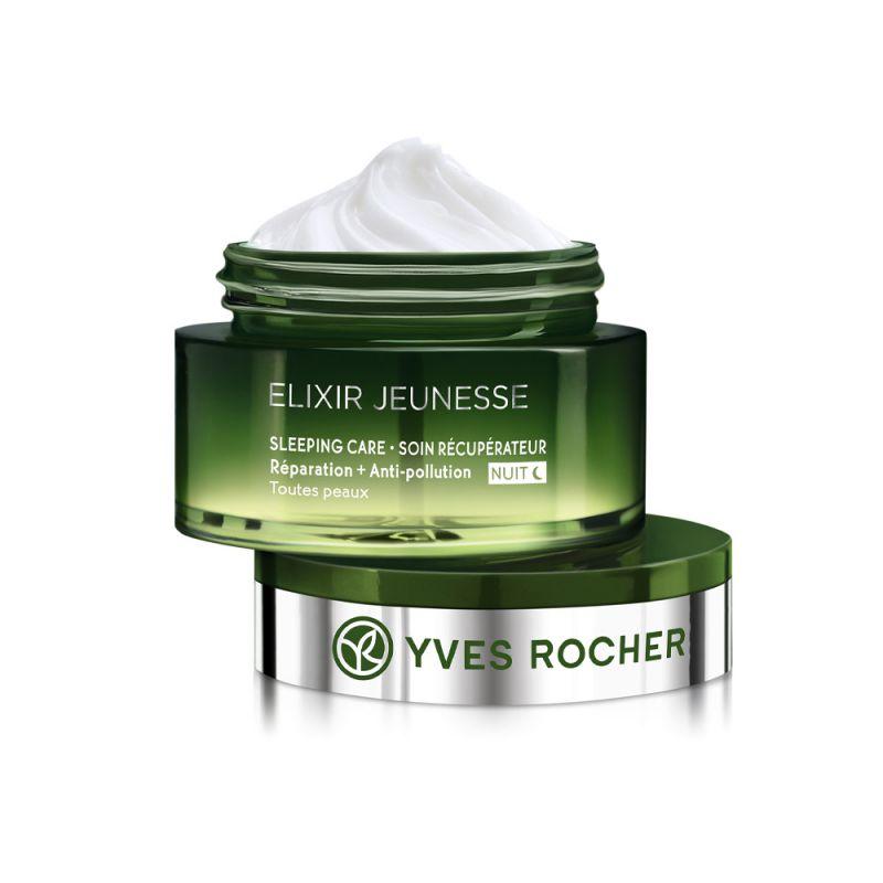תמונת מוצר - קרם לילה אנטי פולושן לעור רגיל מסדרת Elixir Jeunesse - מחיר המוצר 159.0000 ש״ח