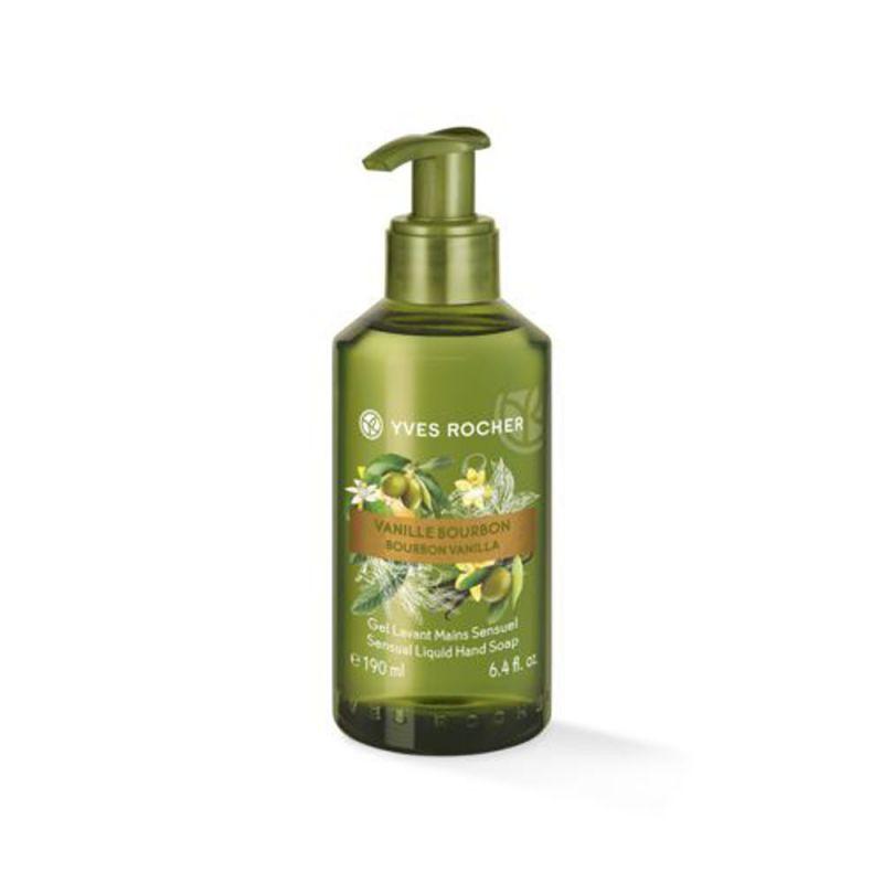 תמונת מוצר - סבון ידיים בניחוח וניל בורבון מסדרת Plaisirs Nature 2 - מחיר המוצר 19.0000 ש״ח