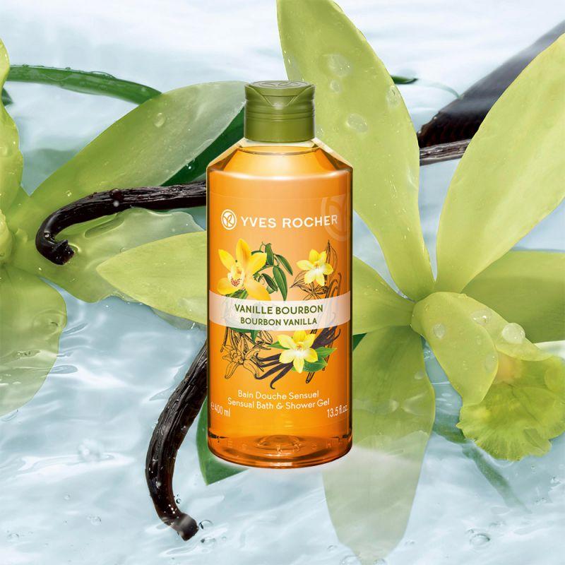 תמונת מוצר - ג'ל רחצה חושני בניחוח וניל בורבון מסדרת Plaisirs Nature 2 - מחיר המוצר 25.0000 ש״ח