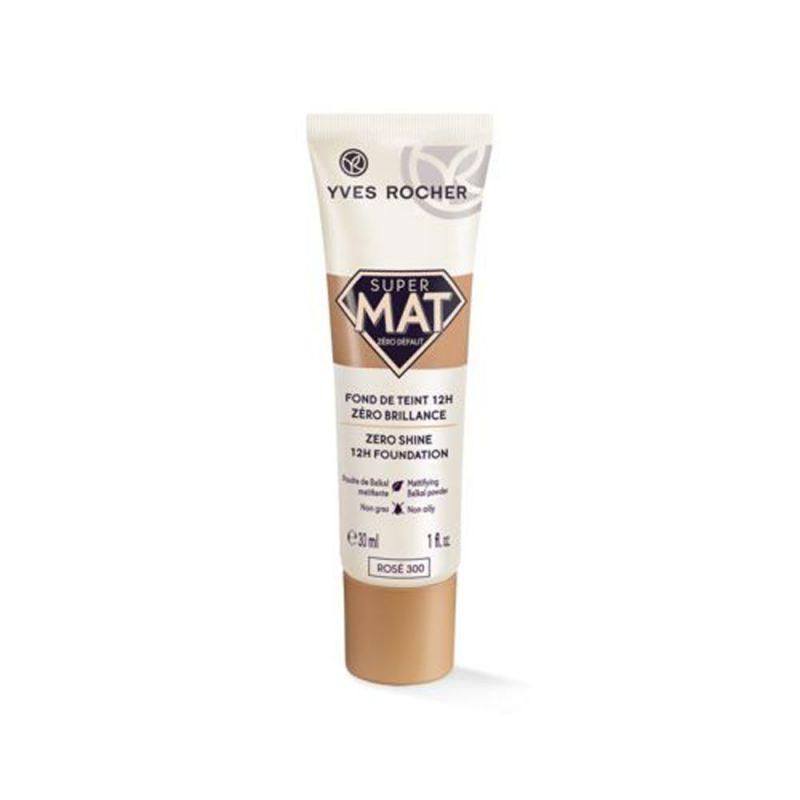 תמונת מוצר - מייקאפ מאט לעור מעורב שמנוני רוז 100 מסדרת Couleurs Nature 3 - מחיר המוצר 120.0000 ש״ח