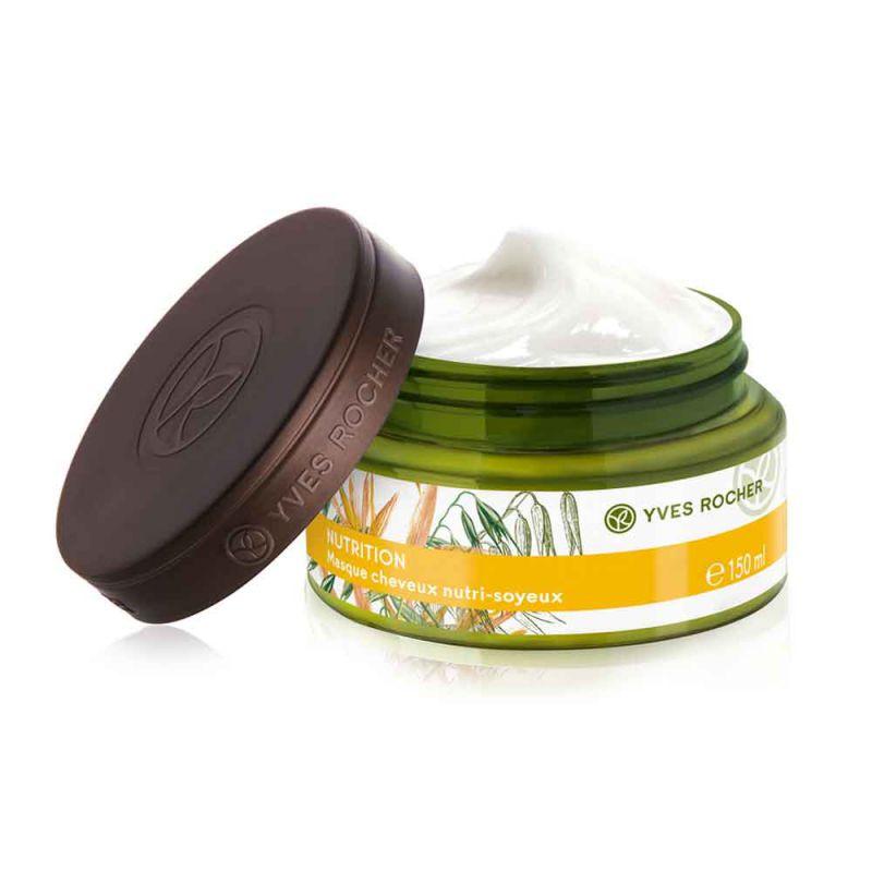 תמונת מוצר - מסכה מזינה לחיזוק השיער מסדרת Soin Veg Corp Mains - מחיר המוצר 45.0000 ש״ח