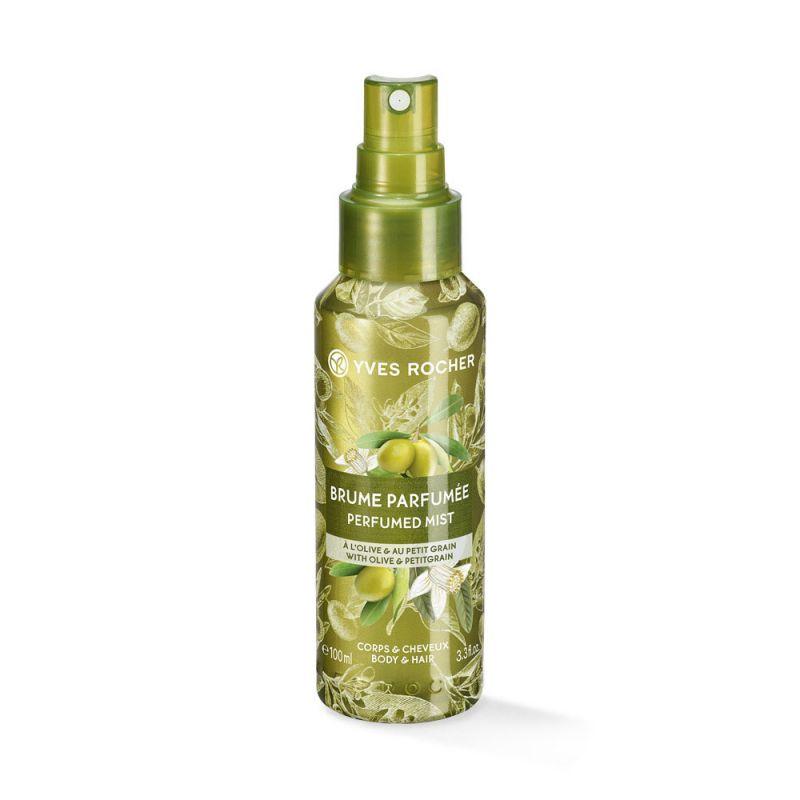 תמונת מוצר - ספריי מבושם לגוף ולשיער בניחוח זית ועלי עץ התפוז מסדרת Plaisirs Nature 2 - מחיר המוצר 49.0000 ש״ח
