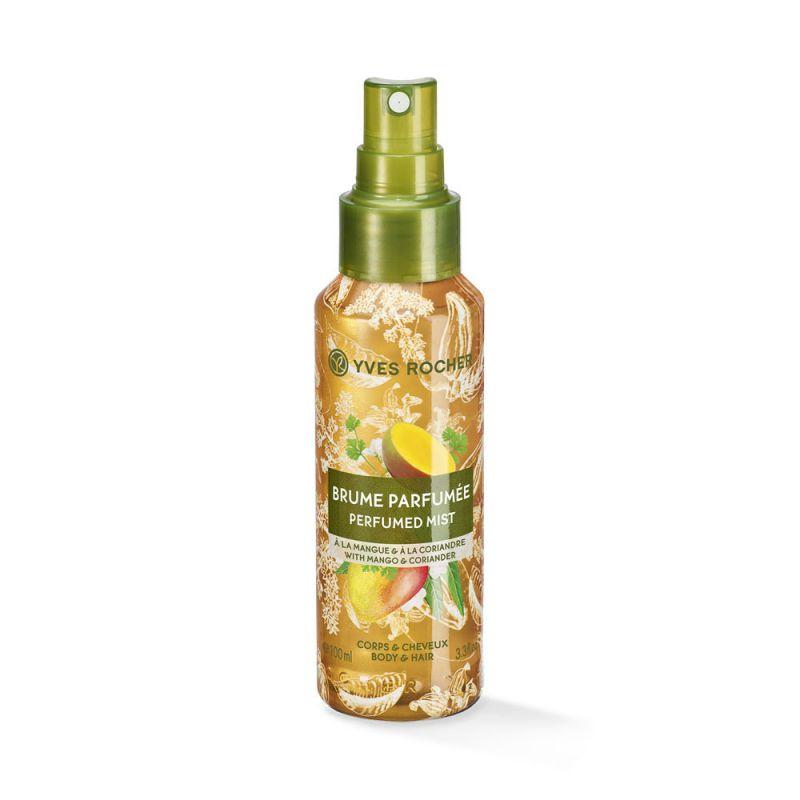 תמונת מוצר - ספריי מבושם לגוף ולשיער בניחוח מנגו כוסברה מסדרת Plaisirs Nature 2 - מחיר המוצר 49.0000 ש״ח