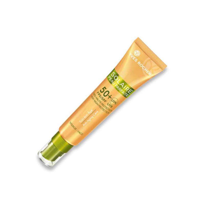 תמונת מוצר - תחליב הגנה מהשמש לפנים אנטי אייג׳ינג SPF 50 מסדרת Solaire Peau Parfaite - מחיר המוצר 115.0000 ש״ח