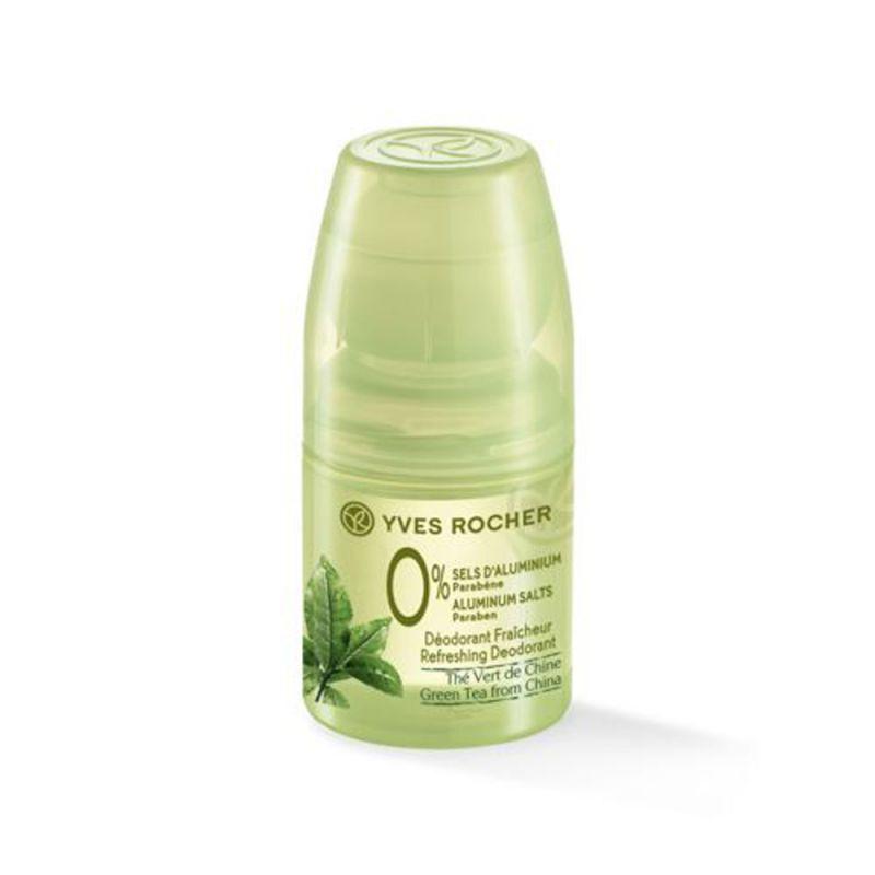 תמונת מוצר - דאודורנט תה ירוק מסין ללא אלומיניום מסדרת Soin Vegetal Corps 1 - מחיר המוצר 24.0000 ש״ח