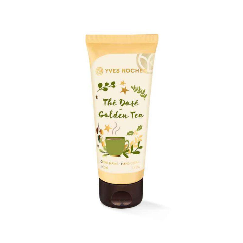 תמונת מוצר - קרם ידיים בניחוח גולדן תה מסדרת Passover 2019- Limited Edition - מחיר המוצר 19.0000 ש״ח