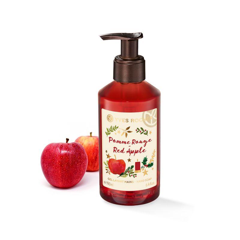 תמונת מוצר - סבון ידיים תפוח אדום מסדרת Rosh Hashana 2019- Limited Edition - מחיר המוצר 19.0000 ש״ח