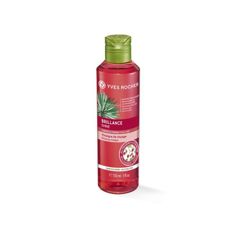 תמונת מוצר - שטיפת חומץ פטל לשיער מלא ברק מסדרת New Hair Care - מחיר המוצר 55.0000 ש״ח