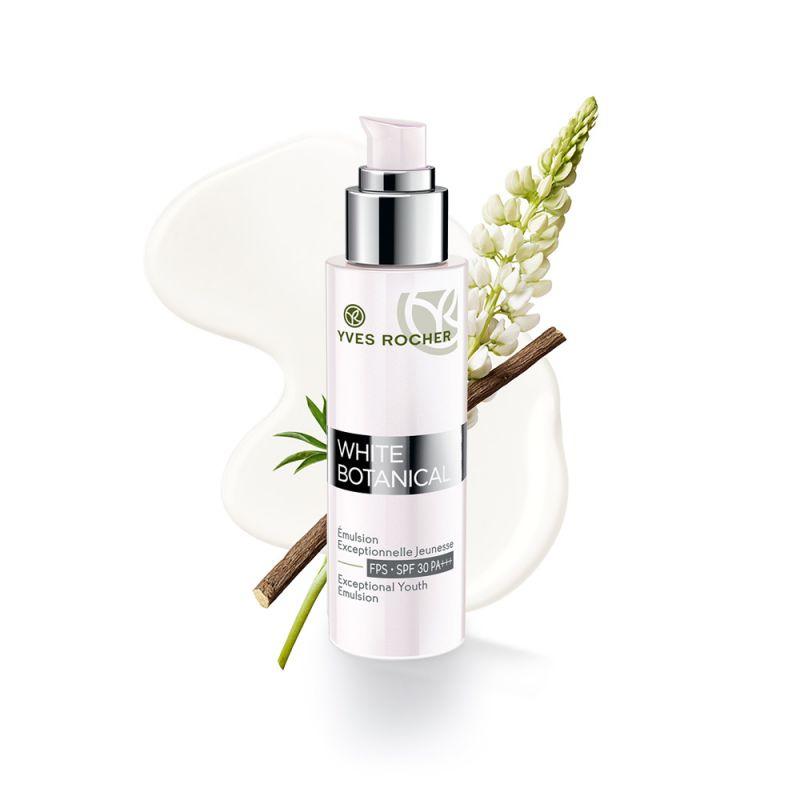 תמונת מוצר - תחליב לחות עם SPF 30 מסדרת White Botanical - מחיר המוצר 195.0000 ש״ח