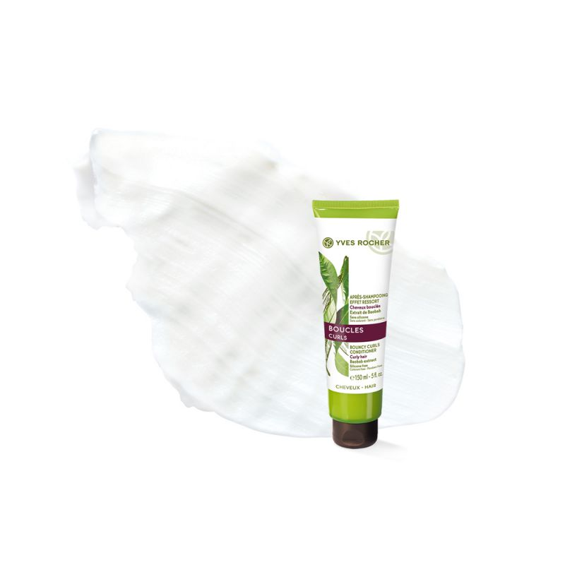 תמונת מוצר - מרכך לשיער מתולתל קופצני וזוהר מסדרת Soin Vegetal Cap 2 - מחיר המוצר 22.0000 ש״ח