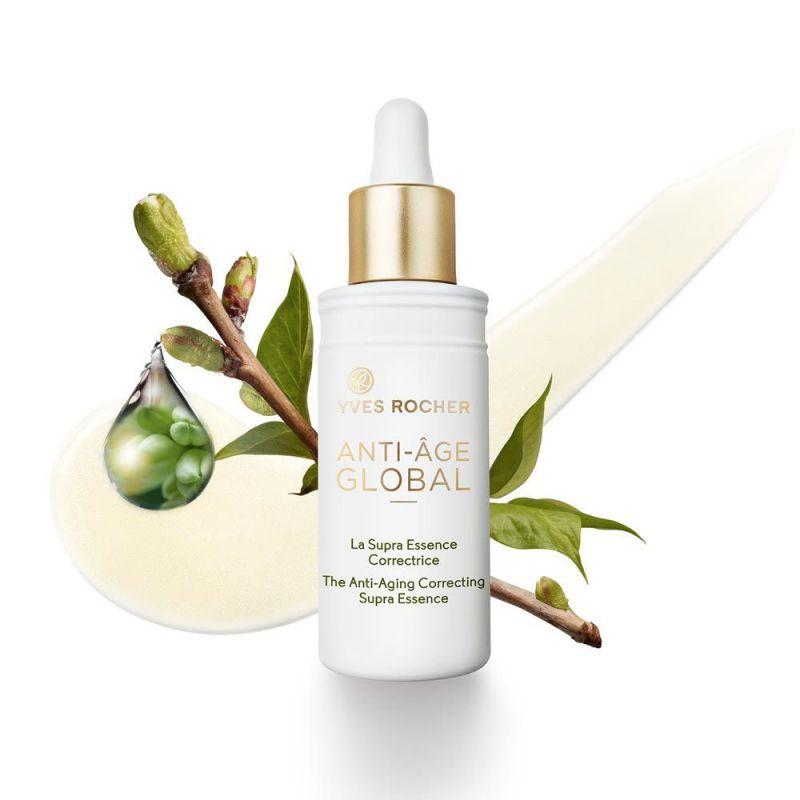 תמונת מוצר - סרום אנטי אייג׳ לחידוש והחייאת העור מסדרת Anti Age Global 2 - מחיר המוצר 279.0000 ש״ח
