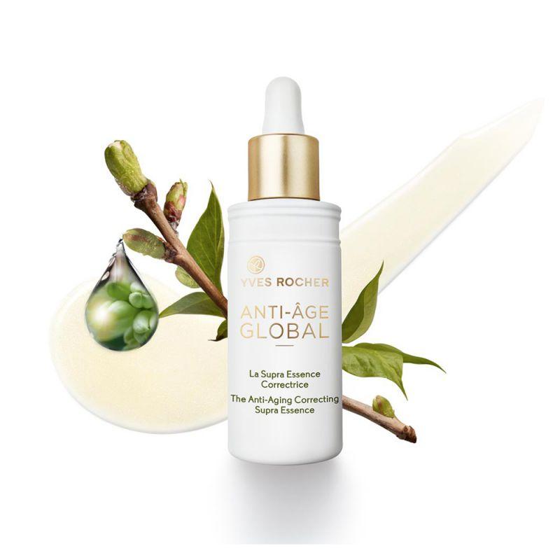 תמונת מוצר - סרום אנטי אייג' לחידוש והחייאת העור מסדרת Anti Age Global 2 - מחיר המוצר 279.0000 ש״ח