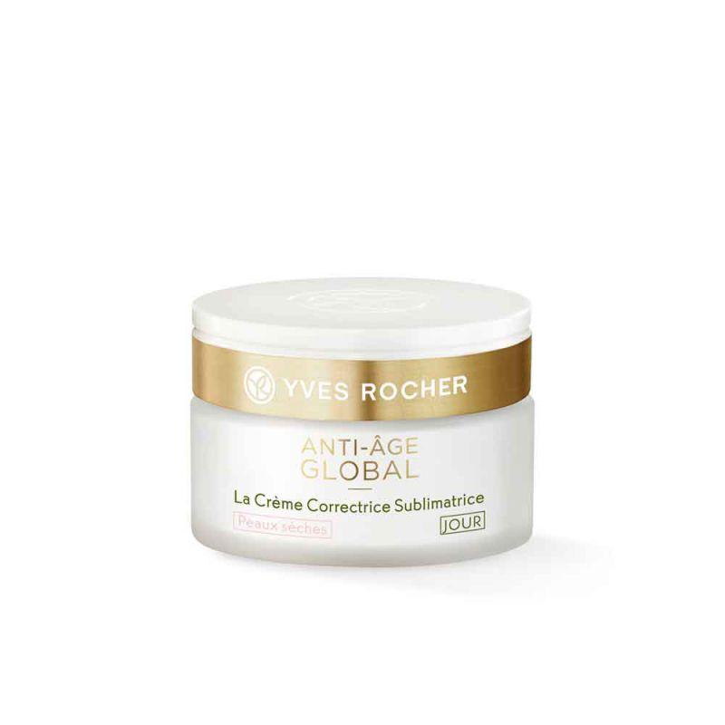 תמונת מוצר - קרם יום אנטי אייג׳ לעור יבש מסדרת Anti Age Global 2 - מחיר המוצר 250.0000 ש״ח
