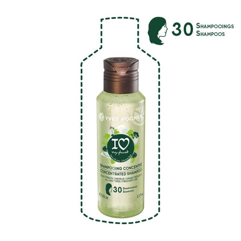 תמונת מוצר - שמפו אקולוגי מרוכז לכל סוגי השיער מסדרת Soin Vegetal Cap 2 - מחיר המוצר 22.0000 ש״ח