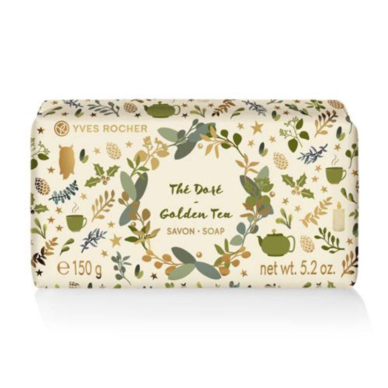 תמונת מוצר - סבון מוצק בניחוח גולדן תה מהדורה מוגבלת מסדרת Passover 2019- Limited Edition - מחיר המוצר 19.0000 ש״ח