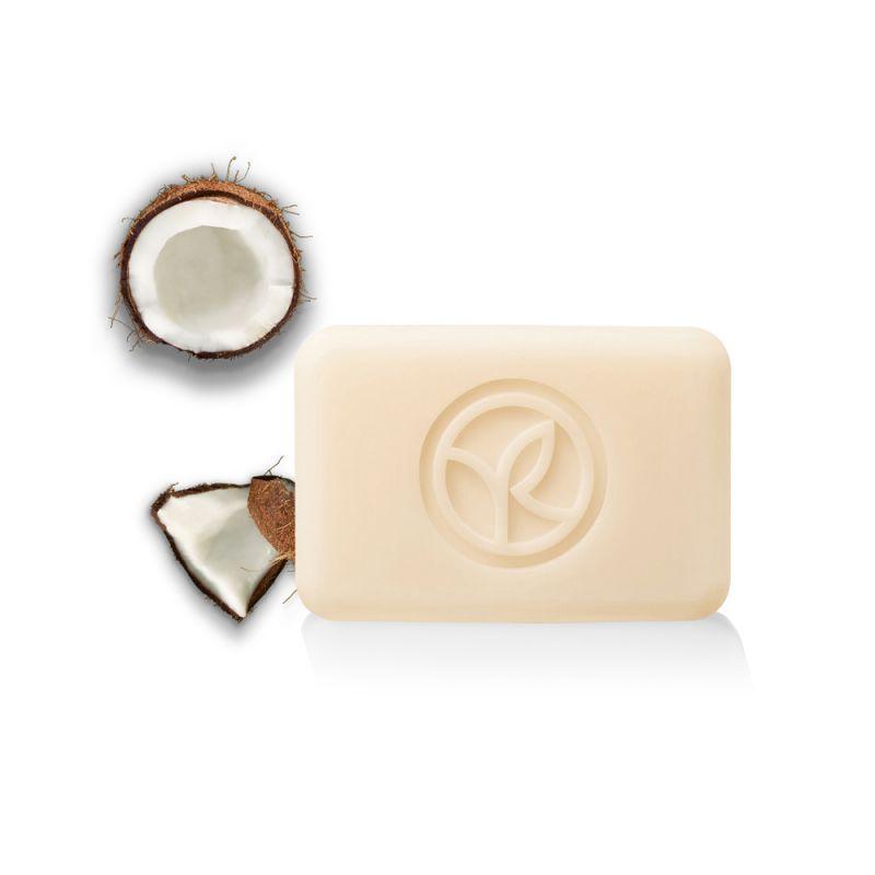 תמונת מוצר - סבון מוצק עדין בניחוח קוקוס מסדרת Plaisirs Nature 2 - מחיר המוצר 11.0000 ש״ח