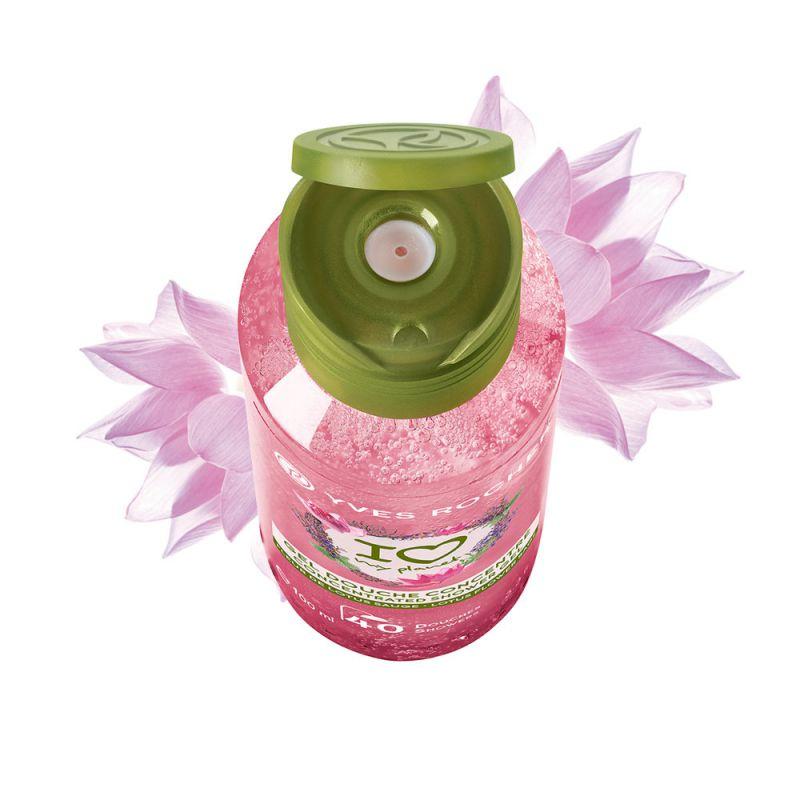 תמונת מוצר - ג'ל רחצה אקולוגי מרוכז בניחוח פרח הלוטוס ומרווה מסדרת Plaisirs Nature 2 - מחיר המוצר 25.0000 ש״ח
