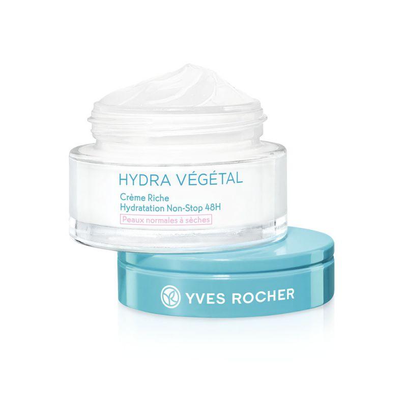 תמונת מוצר - קרם לחות עשיר לעור יבש מסדרת Hydra Vegetal New - מחיר המוצר 89.0000 ש״ח