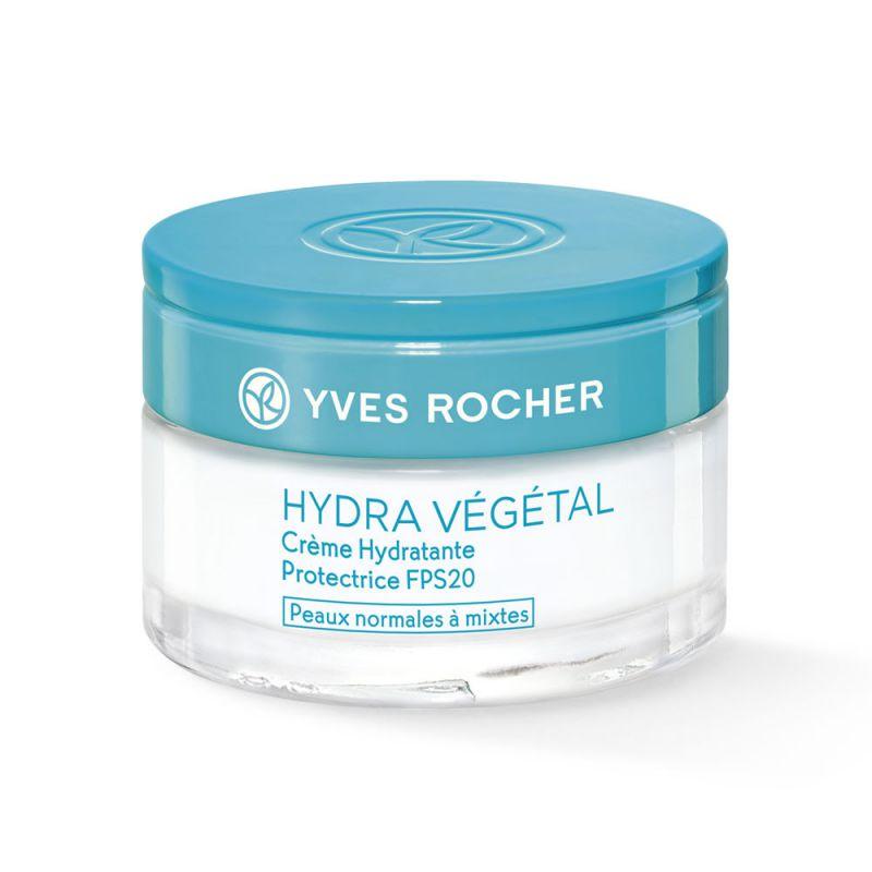 תמונת מוצר - קרם יום ללחות מוגברת עם SPF 20 מסדרת Hydra Vegetal New - מחיר המוצר 95.0000 ש״ח